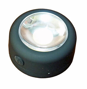 CREE-Q5-LED-Round-Camping-Flashlight-Torch-With-Swivel-Hook-amp-Magnet-Outdoor
