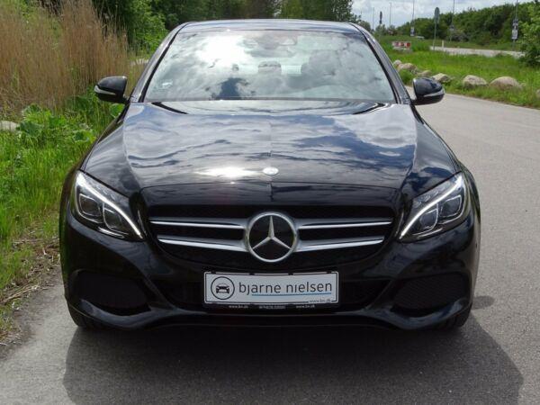 Mercedes C200 2,0 Business aut. - billede 1