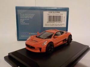 Jaguar-C-X75-prototipo-naranja-modelo-coches-Oxford-Diecast