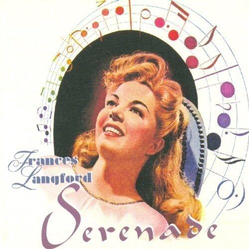 Frances Langford - Serenade [New CD] UK - Import
