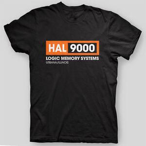 HAL-9000-Stanley-Kubrick-2001-Space-Odyssey-UFO-Sci-Fi-T-Shirt-SIZES-S-5X