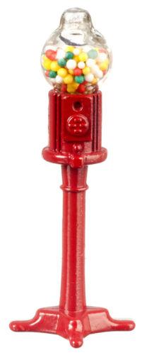 1:12 Scale Dollhouse Miniature Gumball Machine