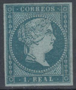 Isabel-II-41-Annee-1855-Certificat-Graus-et-Comex-Luxe