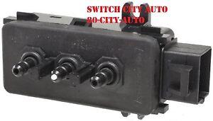 OEM Tahoe Yukon Escalade Suburban Denali 6 Way Power Seat Switch 12450256