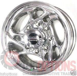 Ford-F250-or-F350-Single-Axle-16x8-American-Racing-Neptune-Alloy-Rim-Set-4