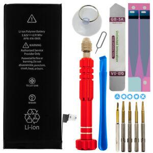 Ersatz-Akku-1810mah-fuer-Original-iPhone-6-Batterie-Battery-Accu-Werkzeug