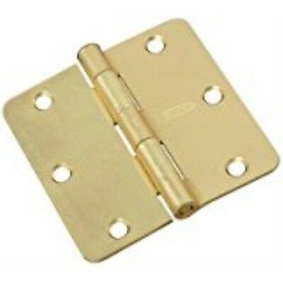 Objective National Mfg/spectrum Brands Hhi N830-229 Door Hinge Satin Brass Numerous In Variety 3-inch