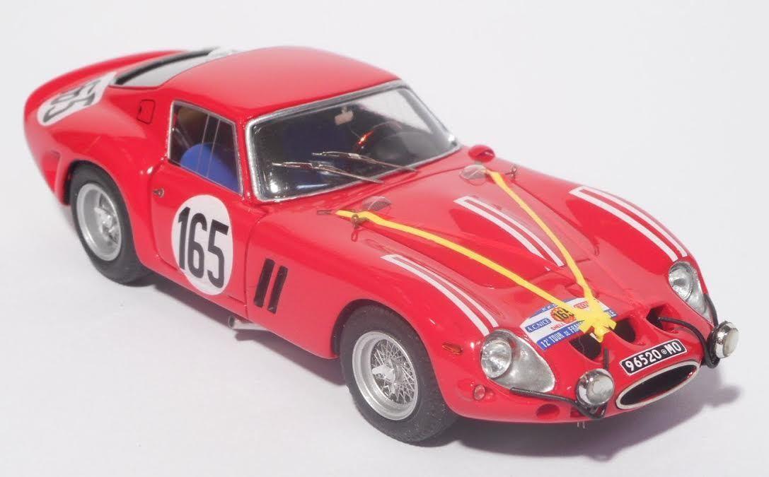 Kit Ferrari 250 GTO Ch.5111  165 Tour de France 1963 - Modelling Plus kit 1 43