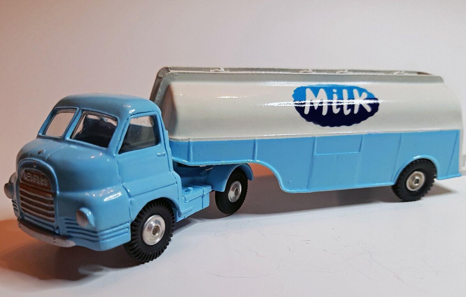 Corgi Toys 1 43 Bedford Milch   Milk Tanksattelzug   Nr. 1129