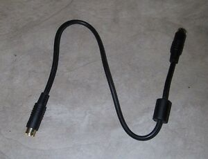 Sega-Genesis-32X-link-patch-cable-for-model-2-system-NEW-USA-seller-8-PIN-GOLD