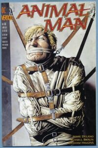 Animal-Man-60-Jun-1993-DC-Vertigo-Jamie-Delano-Russell-Braun