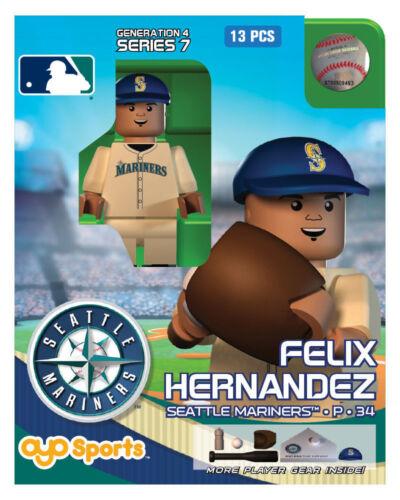 Felix Hernandez OYO Seattle Mariners MLB Figure G4