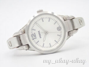FOSSIL-ES3424-Silver-Dial-Silver-Leather-Band-Ladies-Dress-Watch