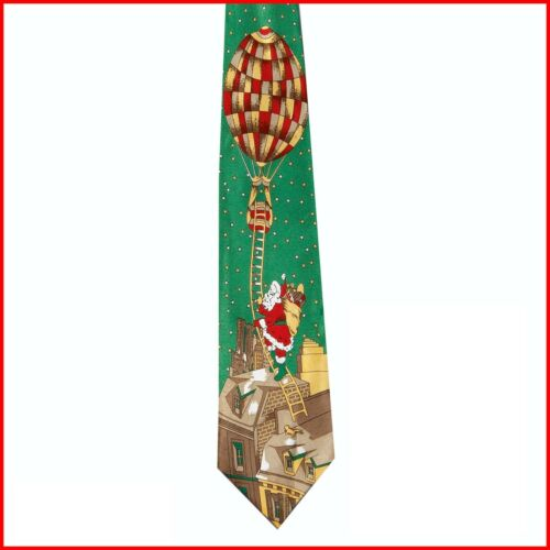 Novelty Fun Christmas Design Tie Great for office party