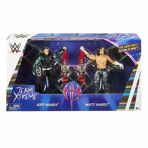 Mattel-WWE-Epic-Moments-Hardy-Boyz-Action-Figure-2-Pack-NOT-MINT