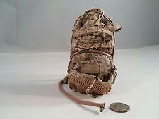 soldier story navy seal gunner backpack 1/6 toys dragon bbi bag gi joe dam