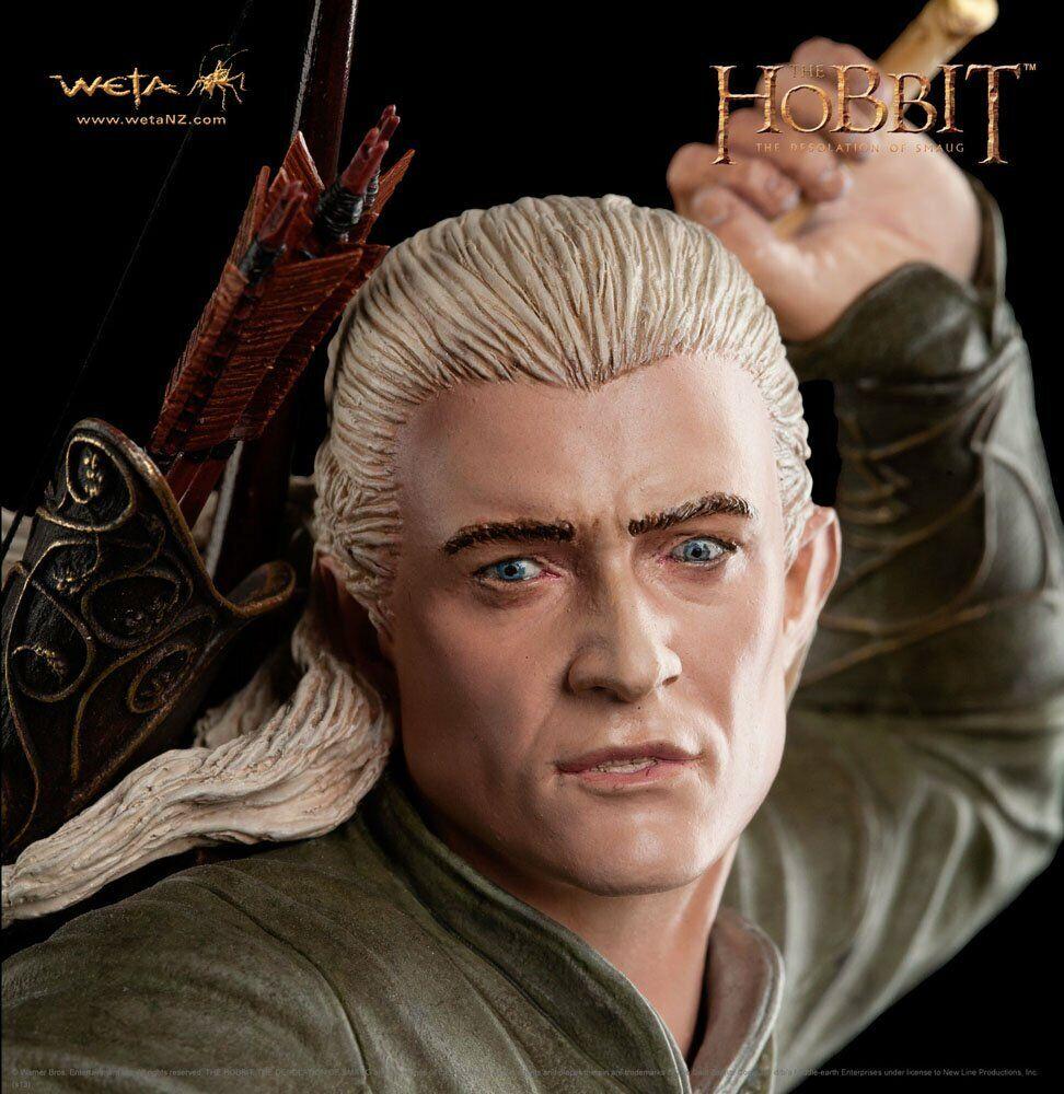 bienvenido a comprar Taller De Legolas verdeleaf Hobbit estatua Weta 1 escala escala escala 6  popular