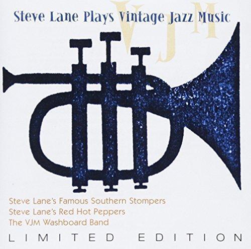 Steve Lane - Plays Vintage Jazz Music (NEW CD)