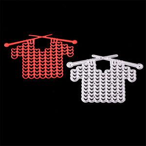Knitting-a-sweater-Metal-Cutting-Dies-Stencil-for-DIY-Scrapbooking-Album-Card-J-amp