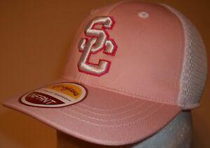 27ecebe5396 New USC Trojans Southern California Cap Hat infant baby girl cute ...