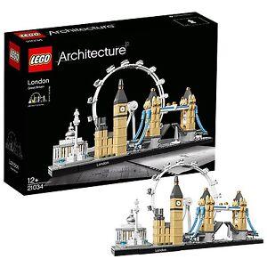 Lego Architecture 21034 London Building Set de jouets