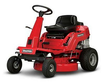 Snapper RE110 28 inch 11.5 HP Rear Engine Riding Mower #7800950-DEMO