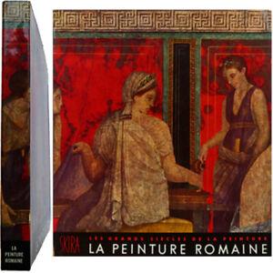 CoopéRative La Peinture Romaine 1953 Amedeo Maiuri Skira Campanie Rome Pompéi Herculanum Etc Nous Prenons Les Clients Comme Nos Dieux
