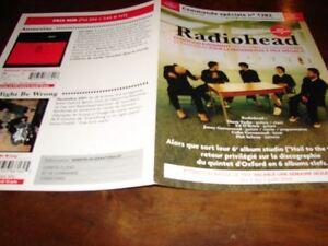 Radiohead-6-Albumes-Raro-French-Press-Kit