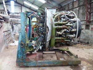Bristol Hercules Aircraft Engines
