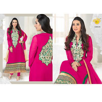 Beautiful nice semistitched Salwar suite karishma 5116