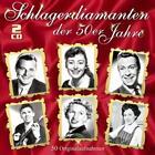 Schlagerdiamanten Der 50er Jahre von Various Artists (2016)