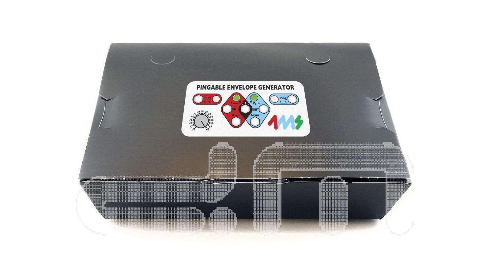 4ms Pingable Envelope Generator Selbermachen Set  Eurorack  Neu Detroit Modular]