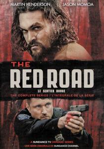 The-Rosso-Strada-la-Serie-Completa-Bilingue-Nuovo-DVD