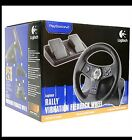 VOLANTE Logitech Rally Vibration Feedback Wheel