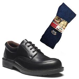 calzini boot da 1 nere lavoro Dickies Scarpe da sicurezza e executive di di paio TwFHqw