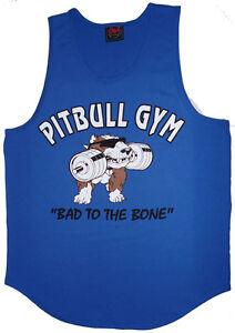 e1318bb33abfe Image is loading P323-Pitbull-Gym-Mens-Tank-Top-Athletic-B2B-