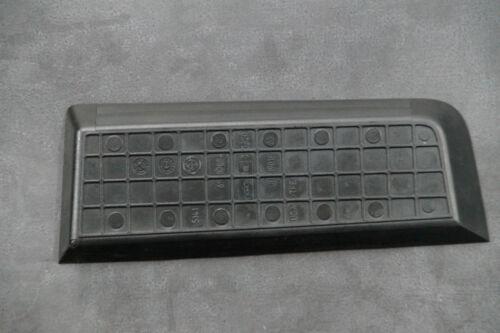 BMW x5 e70 retour de coffre tapis caoutchouc Armoire panneau de porte avant droite 6987894