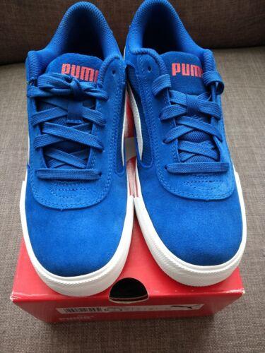 nuevas Zapatillas talla Evolution Puma estuche en Blue 5 qwvT1nqa