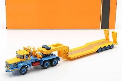 CP41D POMPIERS 1//43 altaya IXO Magirus berliet TBO15 camion-grue 15 tonnes