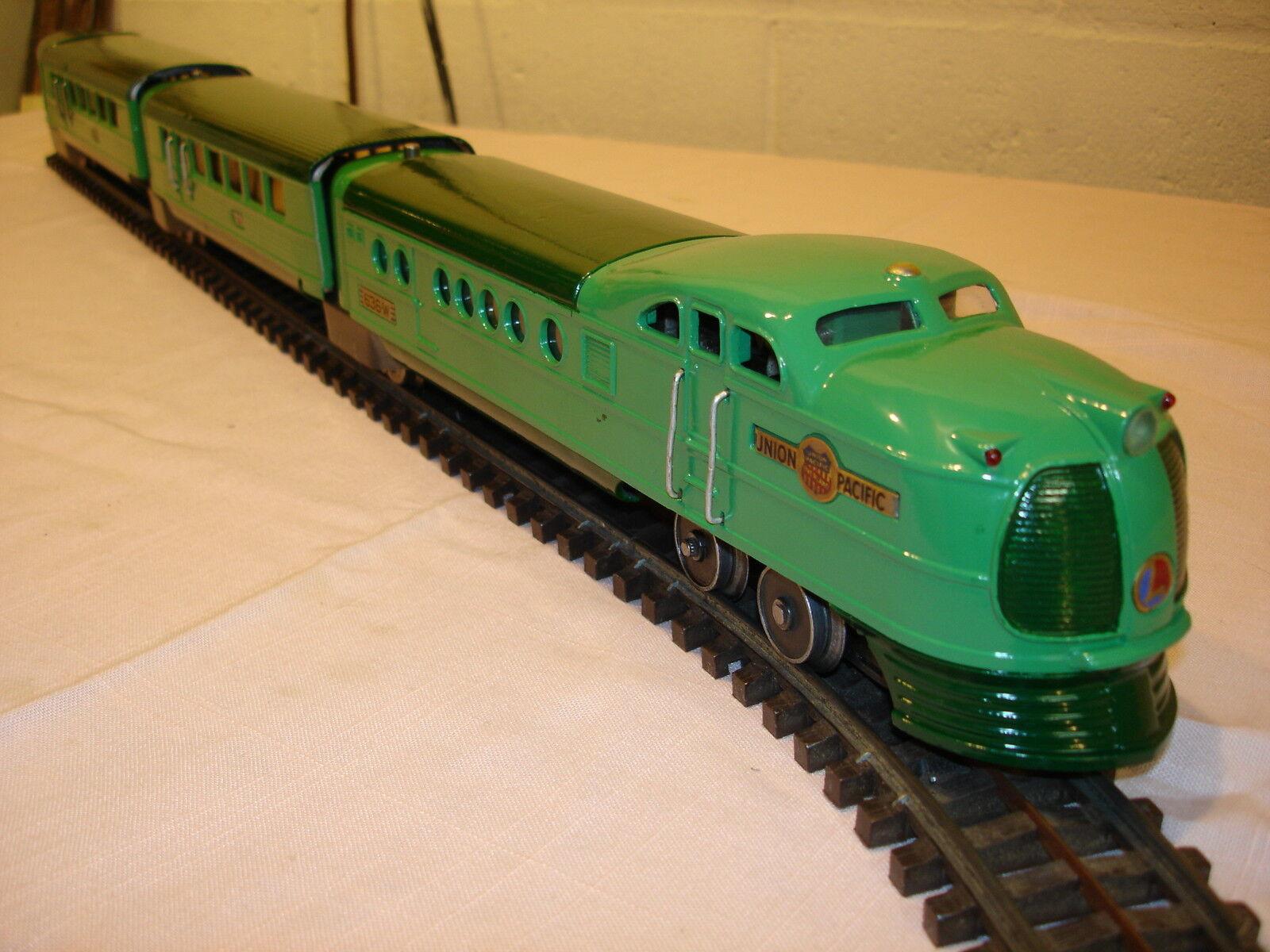 Lionel Lionel Lionel 636W City of Denver in green color c61f2c