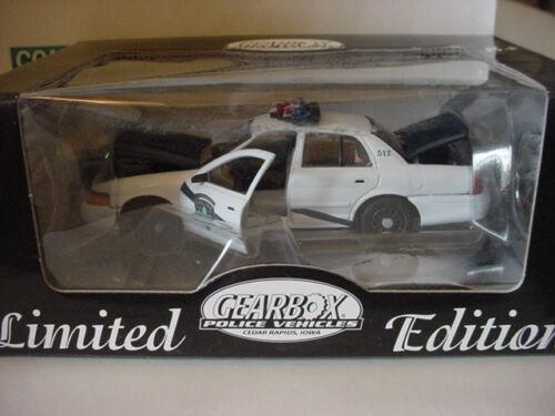 Boise Police Idaho 2000 Ford GearBox 1//43 MIB