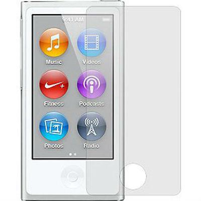 2 x New Clear Anti Scratch Screen Cover Film For iPod Nano 7 | 7TH Generation
