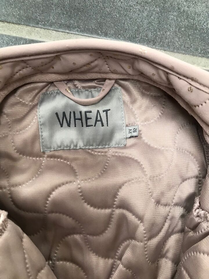 Termotøj, Termotøj, Wheat
