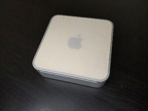 Apple Mac Mini G4-1.42 GHZ - 1GB RAM - 64GB SSD   Gray Screen   FOR PARTS/REPAIR