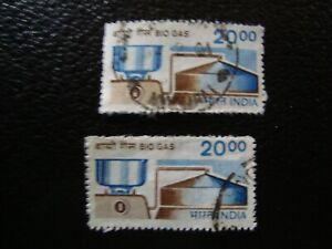 India-Sello-Yvert-Tellier-N-1001-x2-Matasellado-A43-X