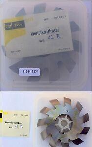 Viertelrund-Profil-Fraise-concave-Droite-Coupe-100js16x20x-32h7