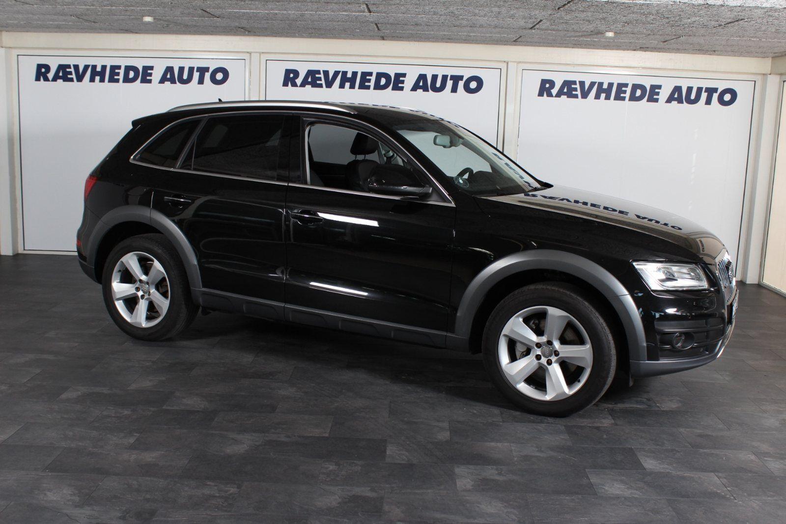 Audi Q5 3,0 TDi 258 quattro S-tr. 5d - 4.478 kr.
