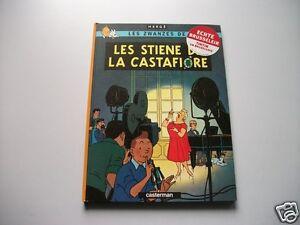 Tintin-Les-Stienne-De-La-Castafiore-EO-Herge