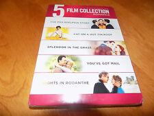 ROMANCE 5 FILM COLLECTION Best Of Warner Bros. Romantic Movies DVD SET NEW