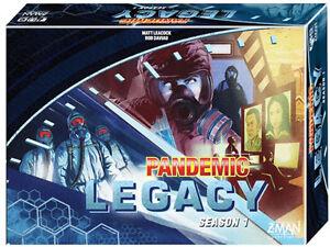 Case Blue Board Game : Pandemic legacy blue board game 681706711706 ebay